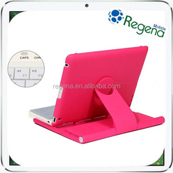 360 Rotatable Smart Case for iPad 2/3/4 for iPad Air PU Leather Case with Stand