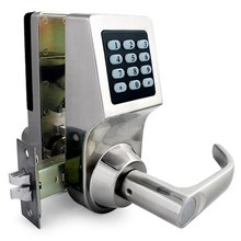 Best selling remote control password door digital lock with keyboard
