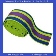 2015 high quality high elastic webbing strap for garment