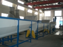 bottle and film recycling production line