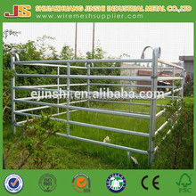2015 Professional factory hot dipped galvanized Livestock Farm Yard Fence Panels