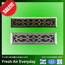 High quality exhaust metal floor register vent covers