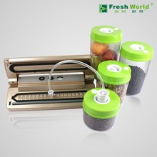 Best Kitchen Home appliance use by vacuum sealer household electric pump vacuum storage container