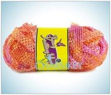 2014 nueva moda china mejor venta de lujo hilo de nylon con varios color mixtured 13th