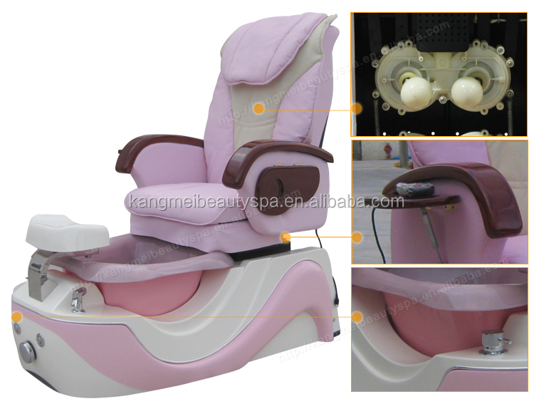 Vibrating sex equipment/massage foot spa chair/sex salon pedicure spa chair KM-S123-12