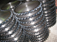 Well made chain sprockets with high quality