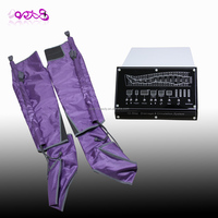 Hottest air pressotherapy massager machine pressotherapy beauty device with boots
