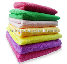 250gsm terry kitchen microfiber cleaning cloth