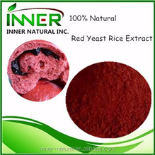 Supply red yeast rice extract/red yeast rice extract powder