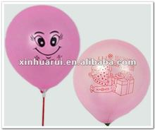 2012 infantile globe party decoration latex free balloon