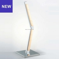 Tall table lamps LED 6W Lights Table Lamps iron acrylic chrome Finish