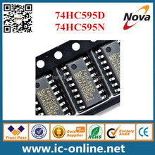 New Products IC Chips 74HC595D,74HC595N Electronic Components