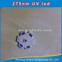 Professional UV C LED Supplier Sterilizing 265nm 275nm UVC LED