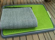 Hot selling dog pee mat