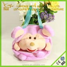 Custom Cartoon Pig Kid Bag Wholesale Hand bag China