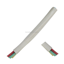 double coaxial cable copper conductor/coaxial cable COMBO CABLE 1 number of conductors heliax feeder