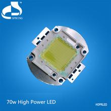 CE&RoHS Excellent Quality warm white color 70w led