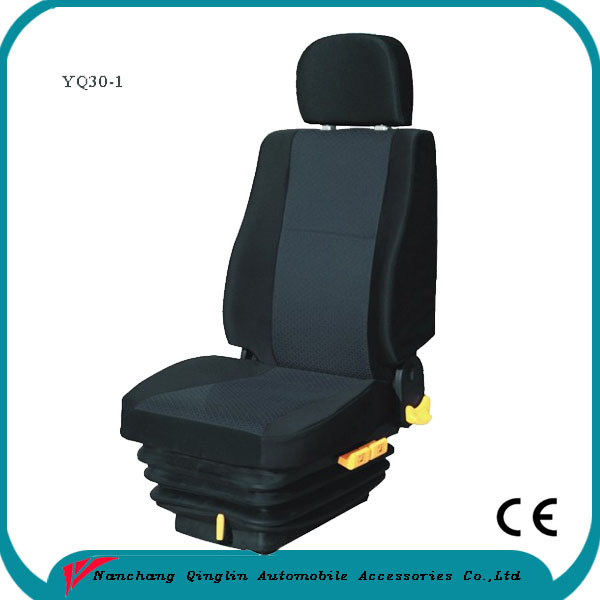 Air Suspension Seats For Forklifts : Deluxe full adjustable air suspension seat mining