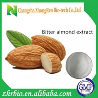 100% Pure Natural Bitter Almond Extract Powder Amygdalin