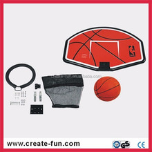 CreateFun Promotional basketball sets with ball trampoline spare parts