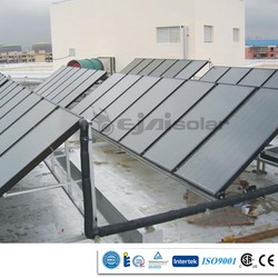 Factory direct hot sales flat panel solar collectors for home&business made in China