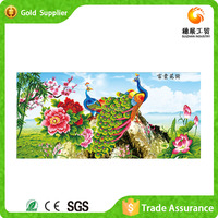 Wholesale Alibaba Children Room Decoration 3D Diamond Painting With Photo