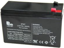 6FM7(12V7Ah/20hr) Rechargeable Sealed Lead Acid Battery