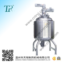 Fish Oil Stainless Steel Mixing Tank