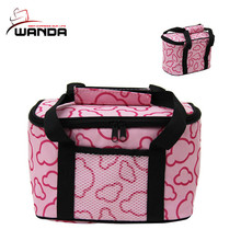 6 pack fitness insulated cooler bag