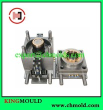 Conventional paint bucket injection mould with Sophisticated technology