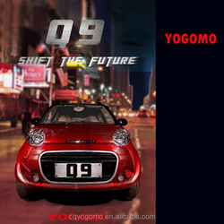 YOGOMO-MA4E Q9_High Quality & Low Price AC Motor Electric Car EEC China