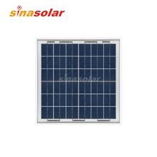 15w 12V High Efficiency Polycrystalline Solar Panel