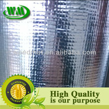 high quality pe woven aluminum fabric for building