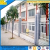 High security iron residential electric fence