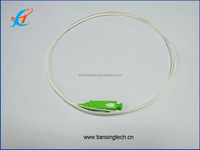 SC APC 0.9mm single mode fiber optic network cable for WANS and LANS