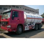China sinotruck howo óleo tanque transporte caminhão fabricantes