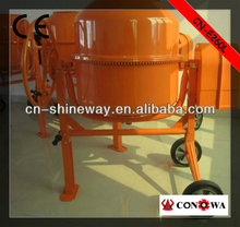 CN-E260L with 1000W electric motor portable concrete mixer truck