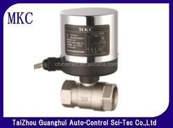 electric actuator for ball valve