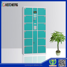 steel or iron 24 openings electronic steel barcode locker for wholesales