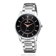 New Arrival Fashion Style stainless steel watch quartz men's watch