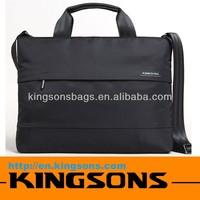 """Padded Sleeve 13"""" Laptop Computer Ladies Briefcase Bag Black"""