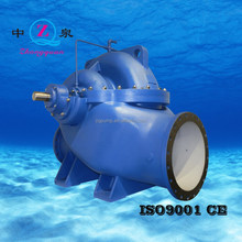 SOW Single stage double suction split case pump