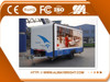 P10 Highway trailer full color outdoor truck with LED screen