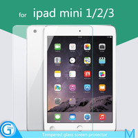 0.33mm Thickness Glass Clear Screen Protector for iPad Mini