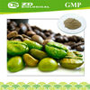 2015 new style Green Coffee Bean Extract for food supplement for hypertension