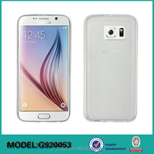 Clear ultra thin case for Samsung galaxy S6 , mobile phone case for Samsung galaxy S6