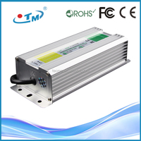 Constant Voltage 12V 36v 50w led driver With CE RoHS FCC