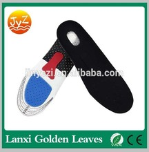 Fashion Shock-absorbent orthopedic foot cushions and eva arch insole doll shoes wholesale