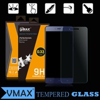 China mobile phone accessories anti reflective tempered glass screen protector for Gionee F103 screen shiled
