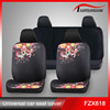 Unique Design Black&Multiple leather Car Seat Cover of toyota universal accessories